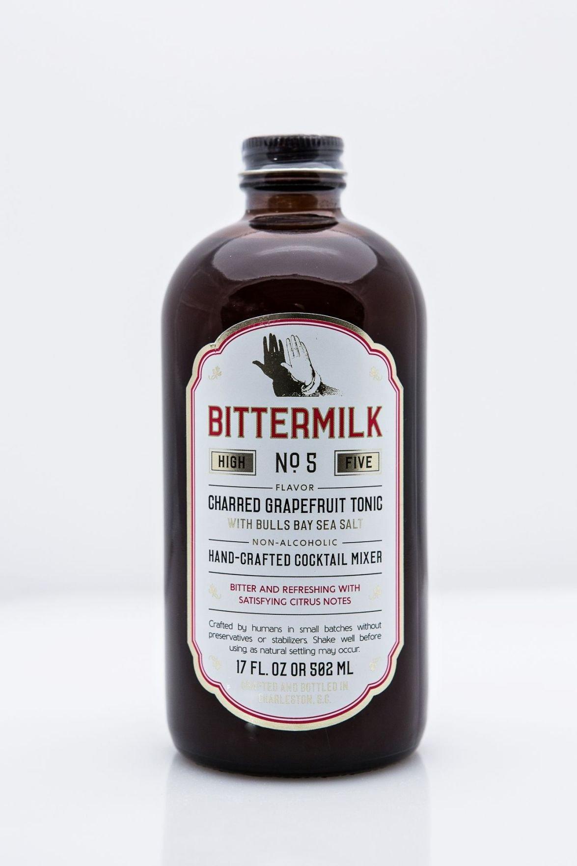 Bittermilk launches grapefruit tonic