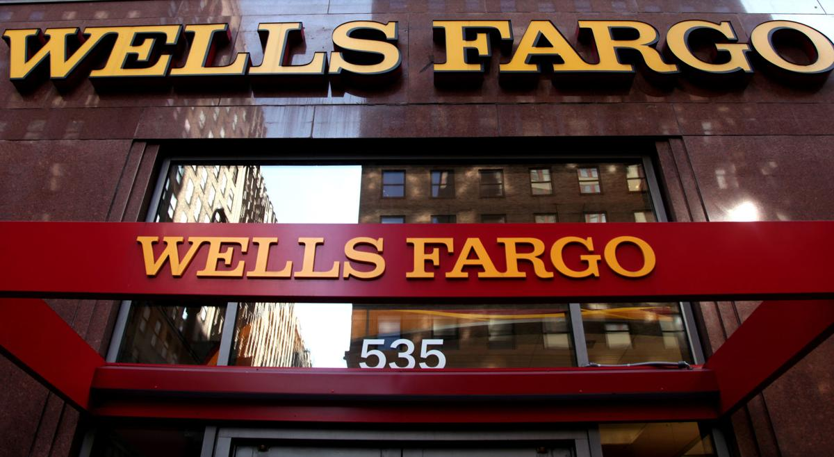 BMortgage applications boost Wells Fargo results