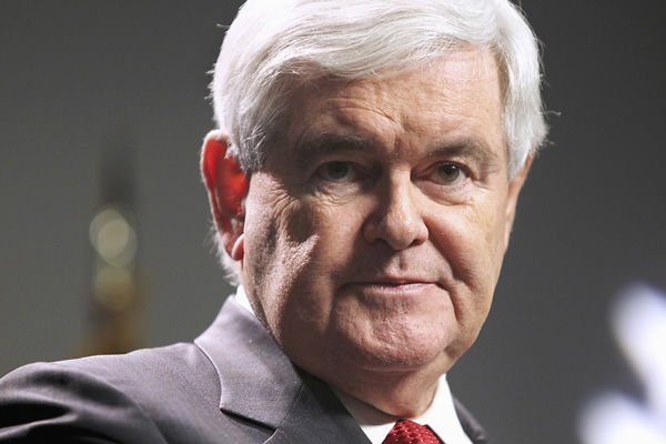 Kinder, gentler Newt — sort of