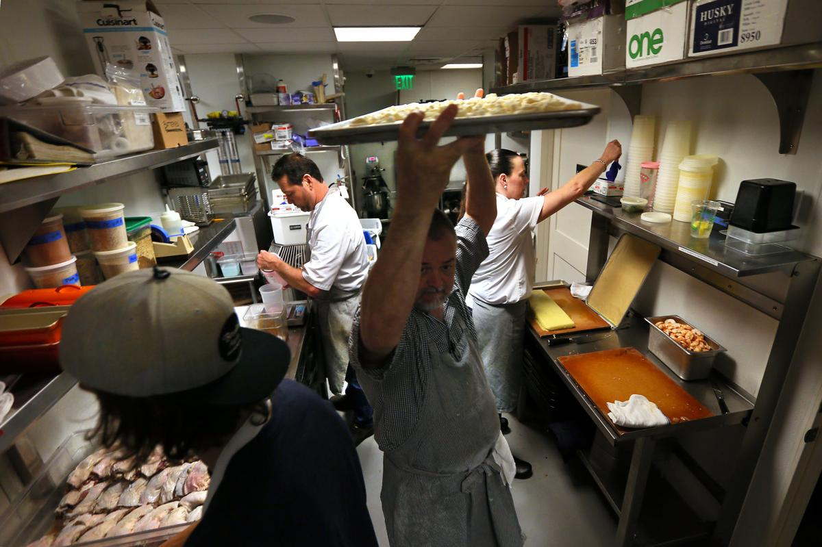 We Followed One Chef On His Job Search In Charleston S Very