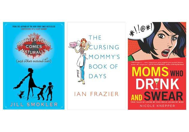 Just in time for Mother's Day, books about derelict parenting styles