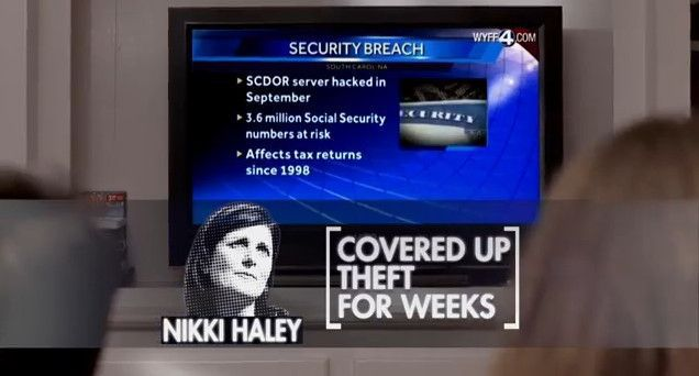 Sheheen hits Haley on hacking in new TV ad