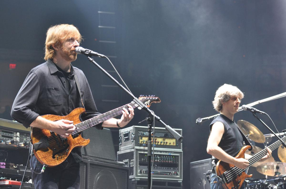 Phish's Mike Gordon announces Charleston as first stop on solo tour this summer