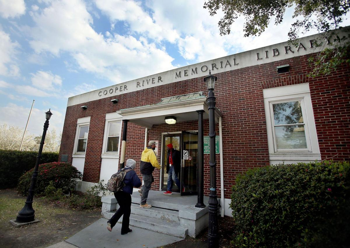 Charleston County seeking 2 more library sites