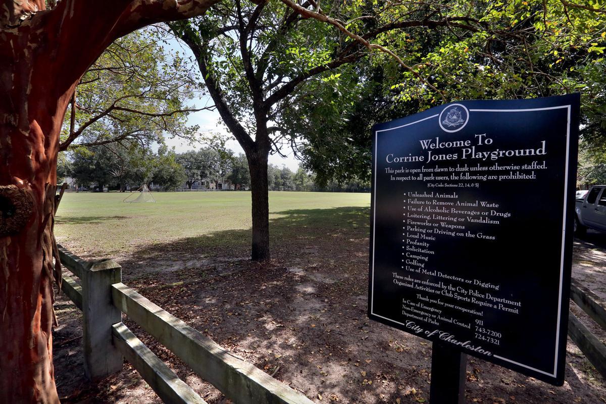 New community garden planned for Charleston's Corrine Jones