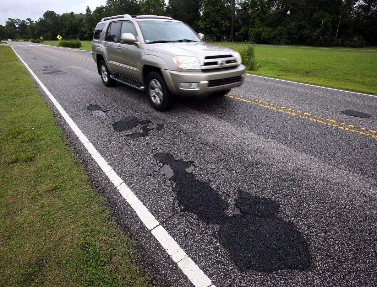Don't miss 2015 chance for road fix