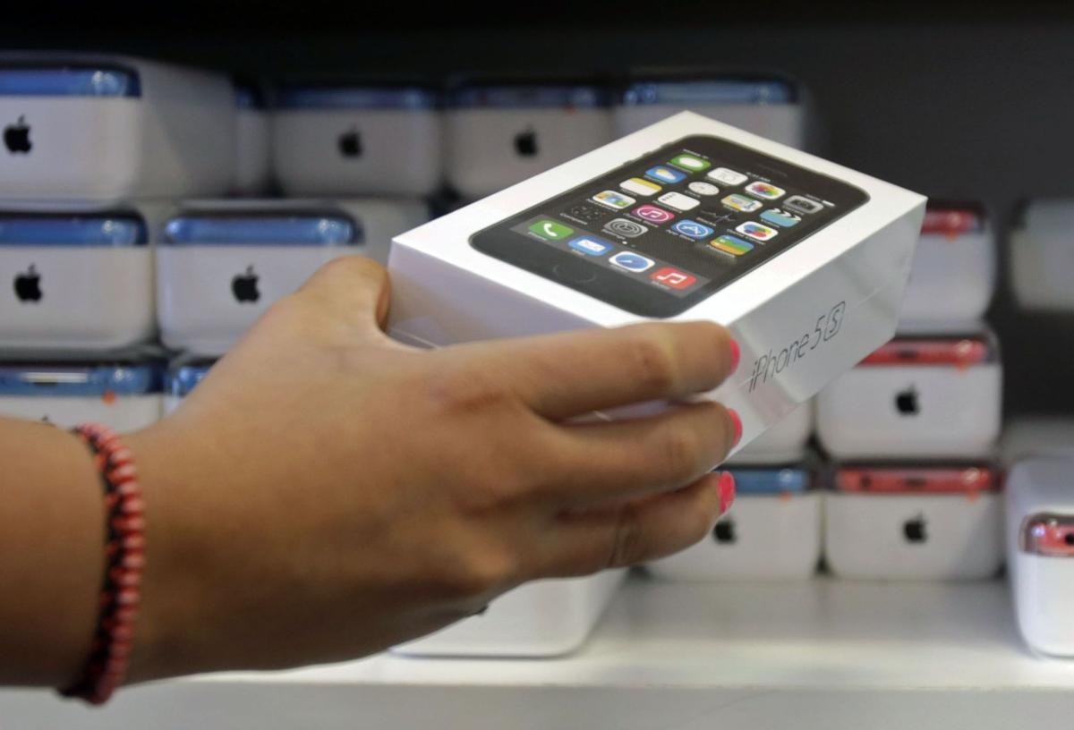 Trade-in options abound for smartphones