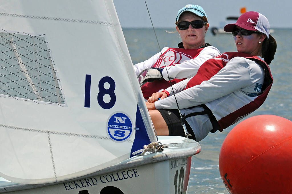 College of Charleston sailing teams headed to nationals