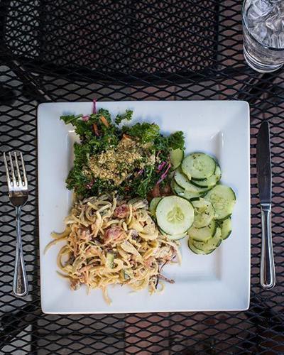 Noodle Bar at Good Life Cafe