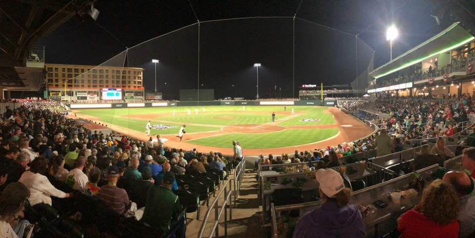 Augusta GreenJackets' move across Savannah River gives South Carolina its fifth minor league ...