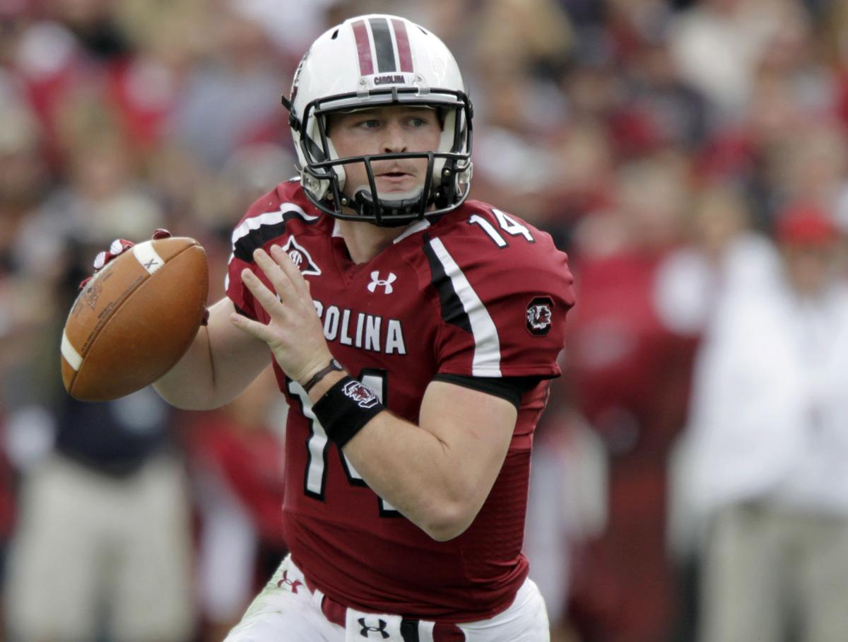 South Carolina's Shaw named SEC offensive player of week