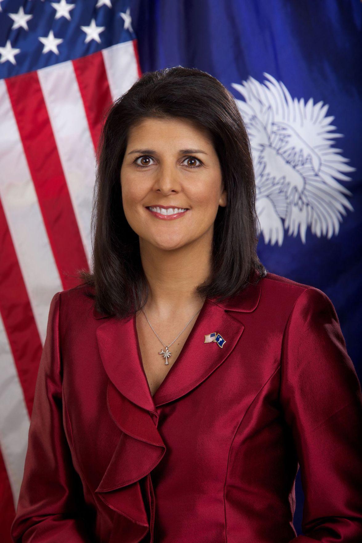 Gov. Nikki Haley to attend D.C. advisory panel meeting