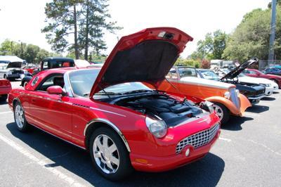 Ashley River Baptist Church car show (copy)