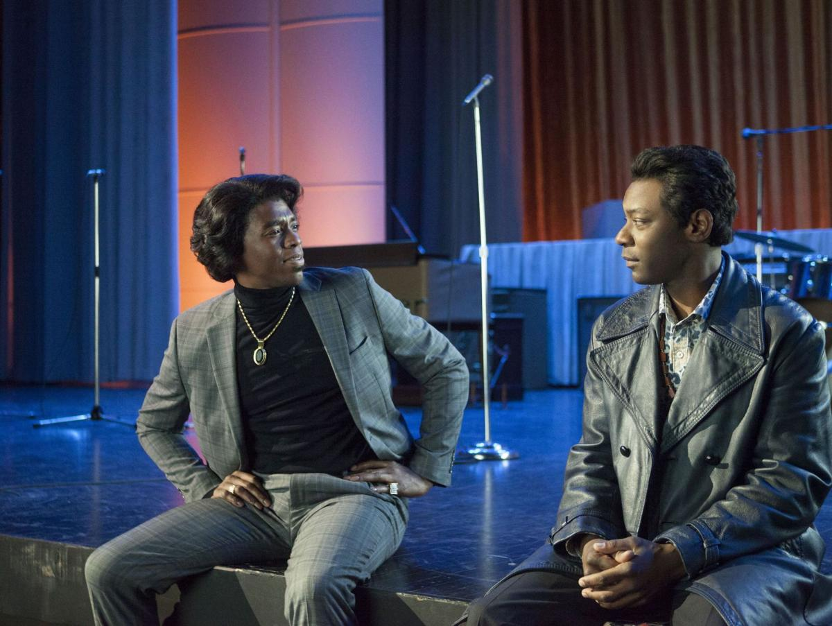 Boseman's double-header After Jackie Robinson, actor takes on James Brown