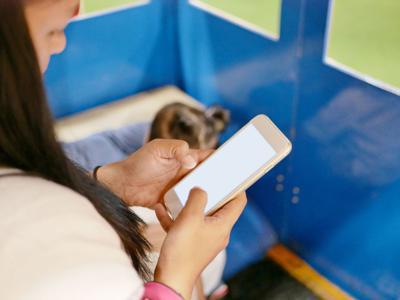 Smartphone parenting