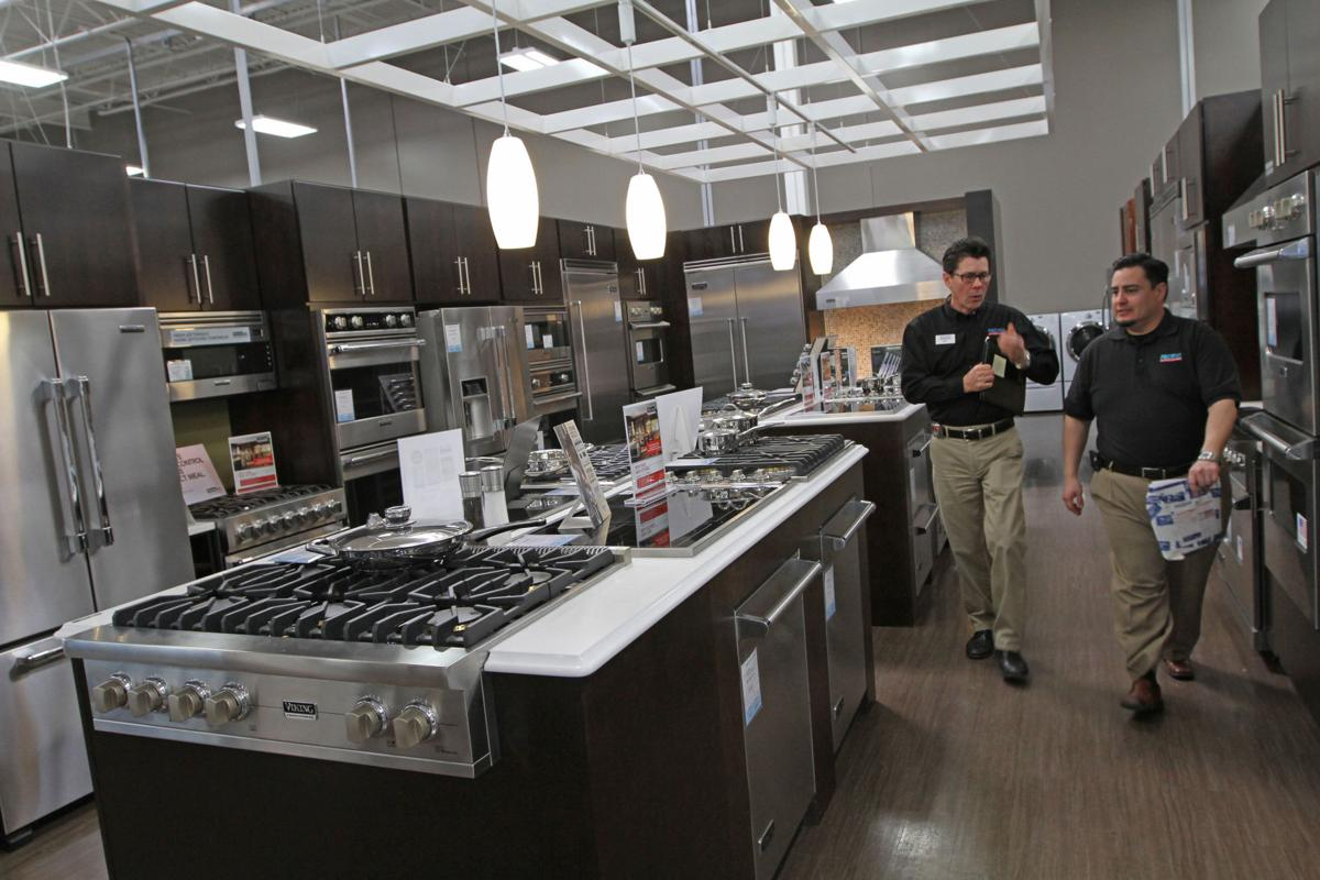 Best Buy plays up forgotten product: Home appliances