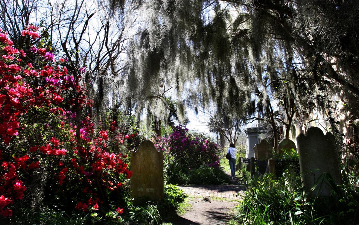 Heddinger was devoted to Garden Club of Charleston