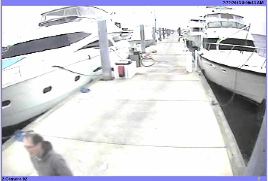 Mystery surrounds tragic voyage Image of captain in local dock video