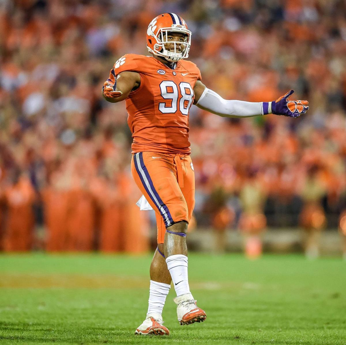 Three former Tigers defenders taken on night two of the NFL Draft