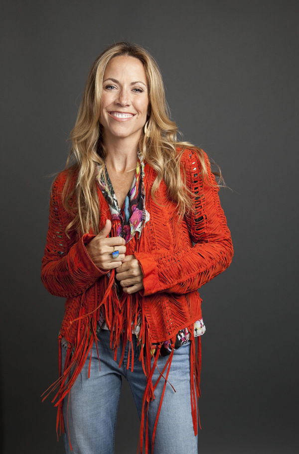 Sheryl Crow firmly rooted in Nashville