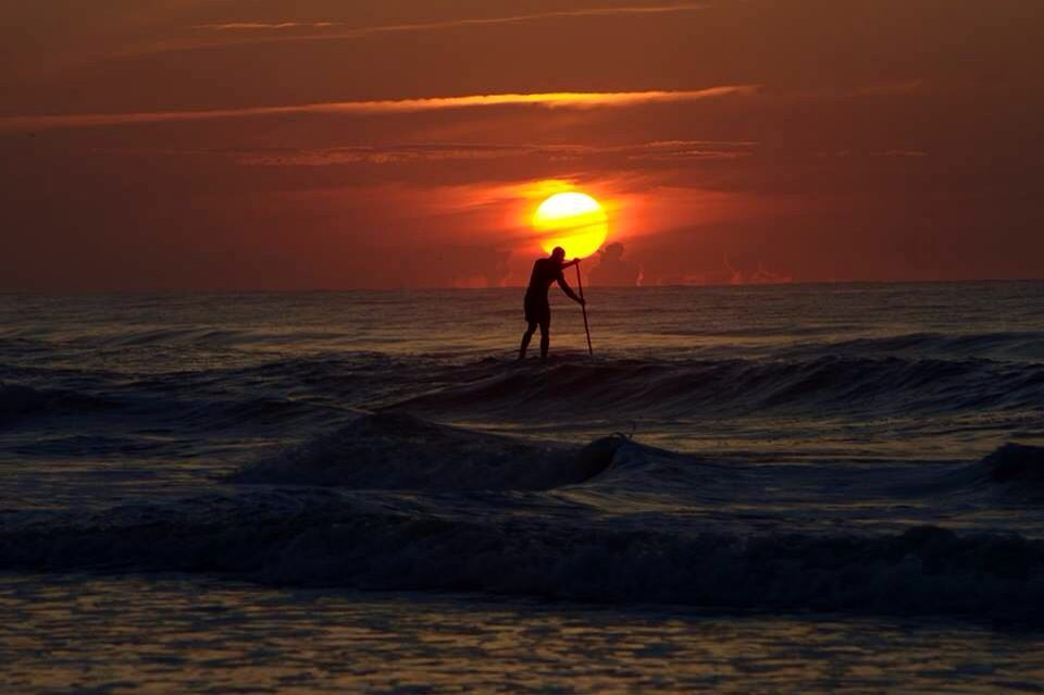 Photo assignment: Great beach photos; now show us the Lowcountry at night