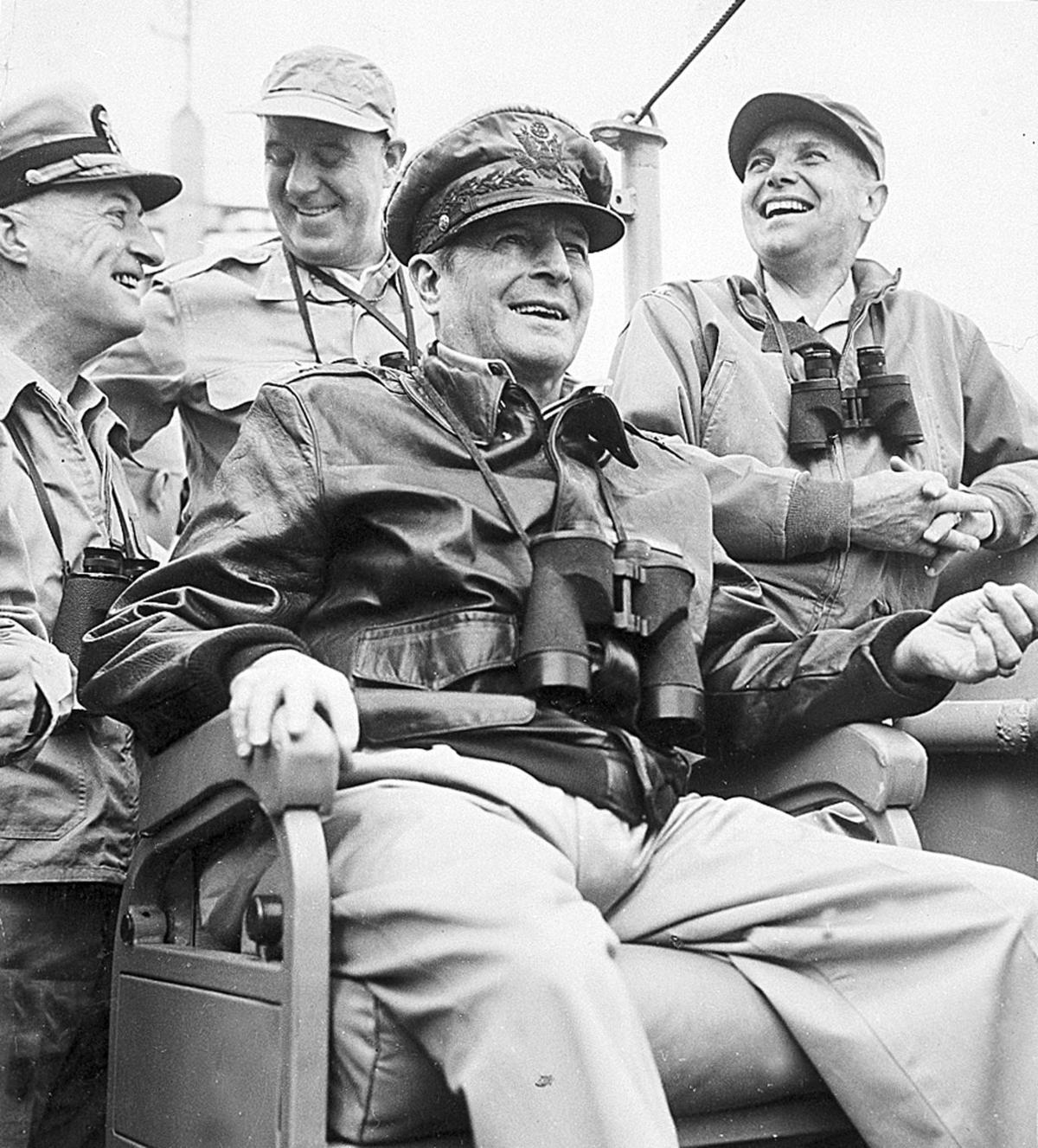MacArthur unfettered in Korea: What might have been