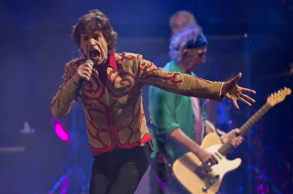 Rolling Stones to play long-awaited Glastonbury Festival gig