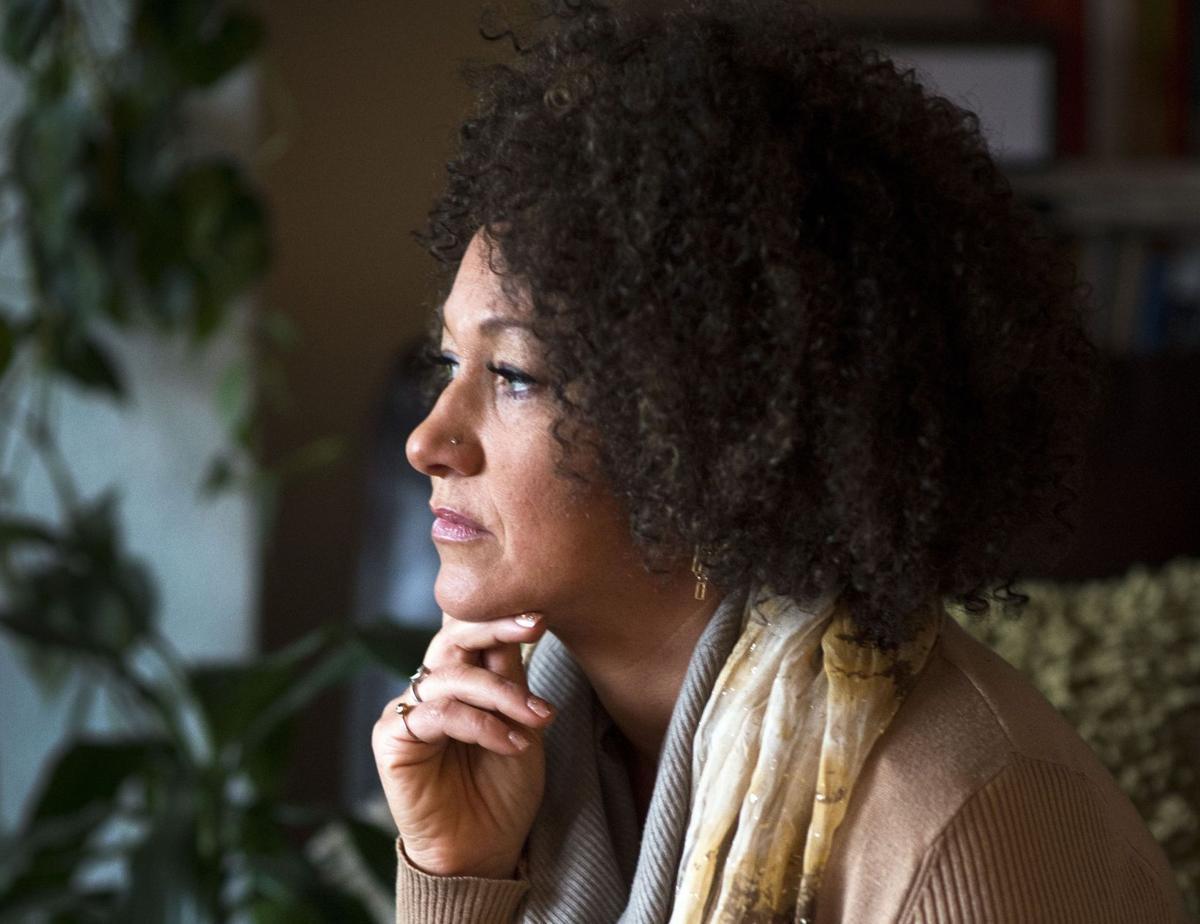 Head of Spokane NAACP, Rachel Dolezal, quits amid furor over racial identity