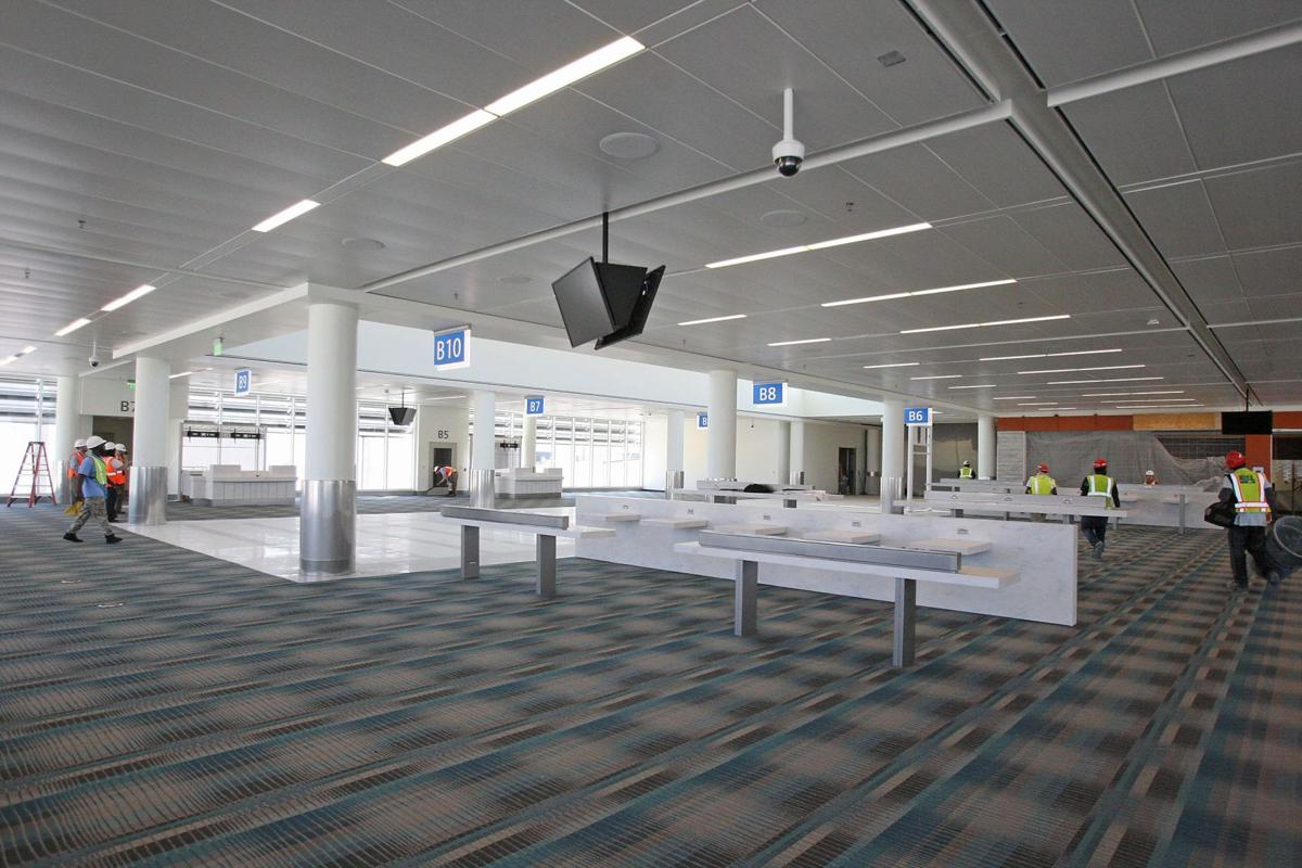 19 new employees proposed for airport