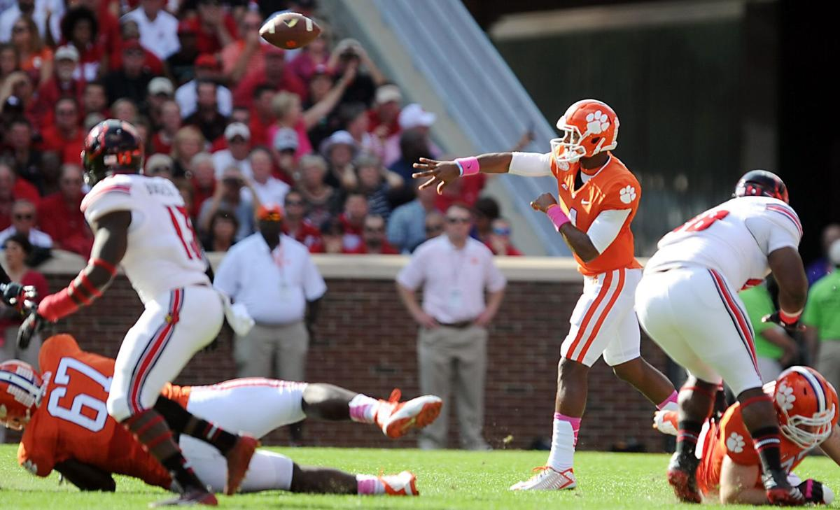 Inside the Game: No. 11 Clemson at Louisville
