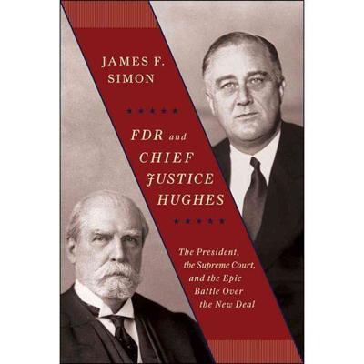Roosevelt, Hughes seen in stark contrasts