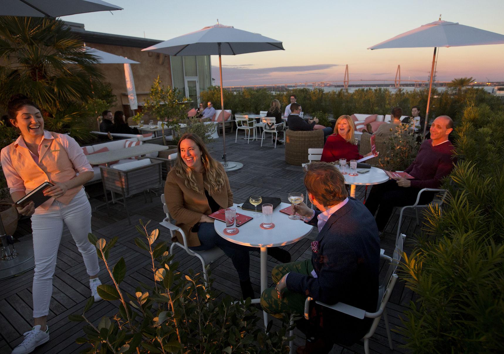 19 Charleston-area rooftop bar and restaurant recommendations for spring & 19 Charleston-area rooftop bar and restaurant recommendations for ...