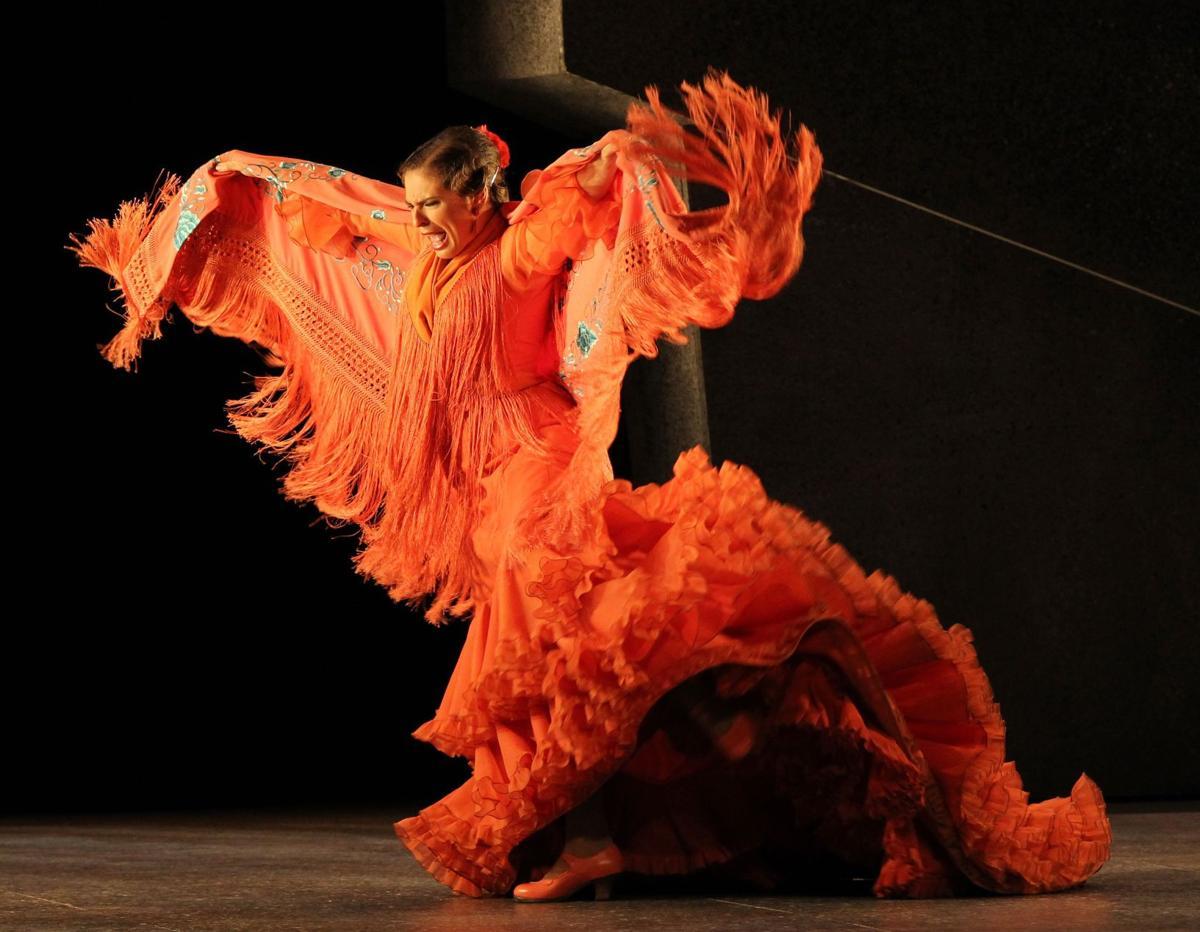 Flamenco features 'ferocious' Galvan
