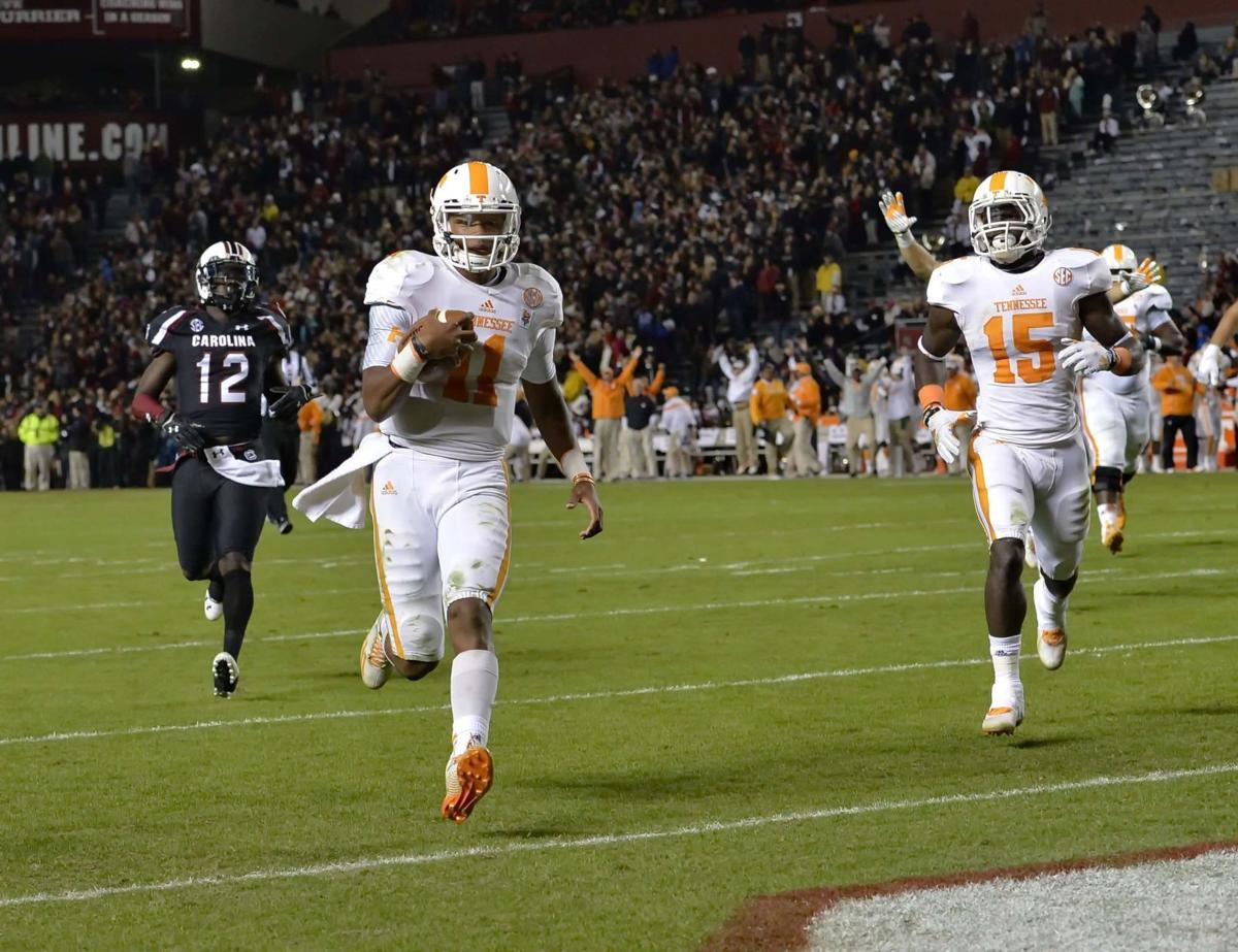 Spur of the Moment: Tennessee found its 'defining moment' in comeback at USC