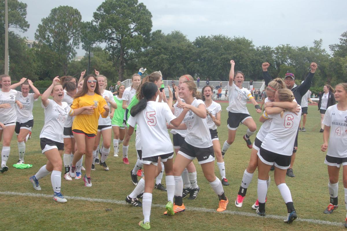 Freaking amazing': Cardinal Newman boys and girls soccer