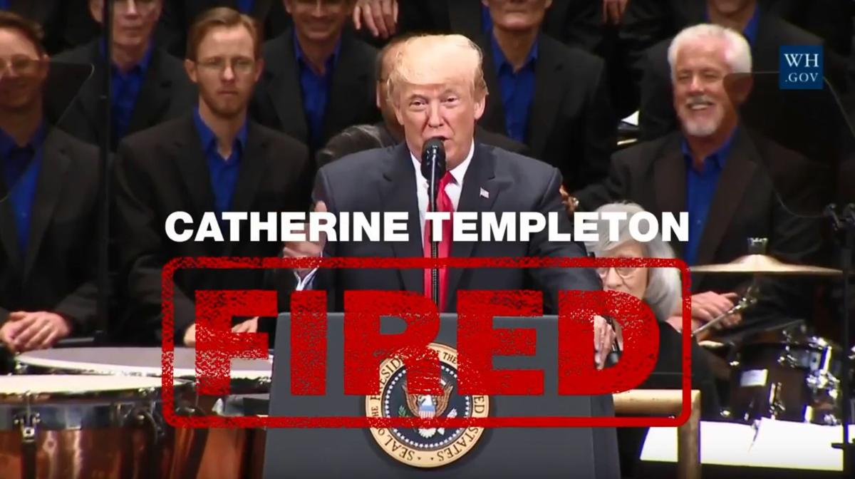 Pro-Henry McMaster ad catherine templeton trump (copy)