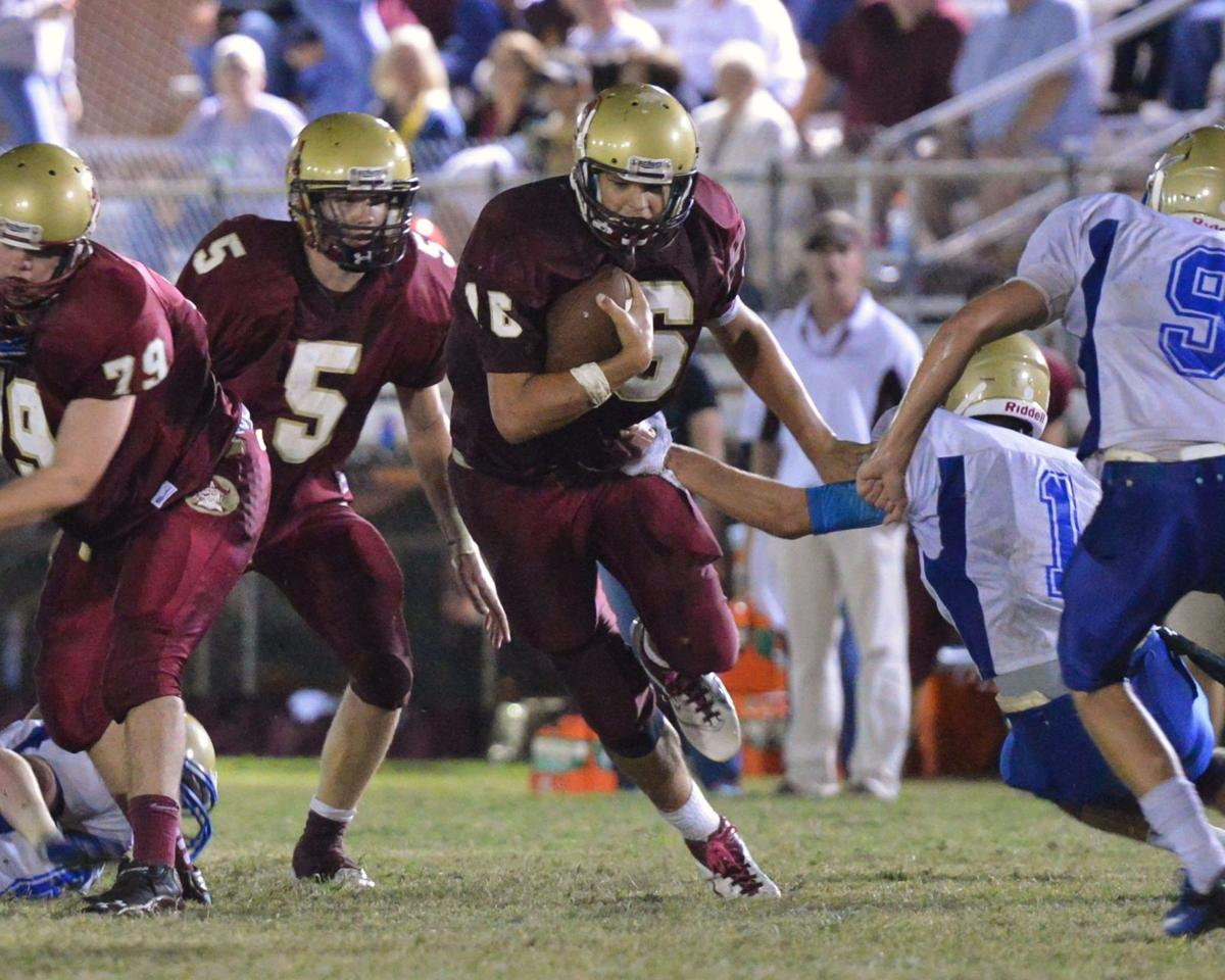 Myers steps in for Gruber at Dorchester Academy