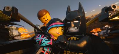 From Lego world to space, films will take you there
