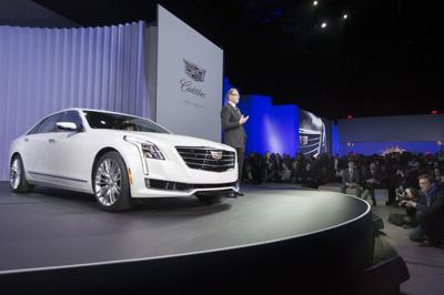 A ride for every taste: Auto show has the practical, the plush, the powerful
