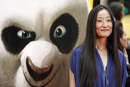 'Kung Fu Panda 2' director Jennifer Yuh Nelson breaks through