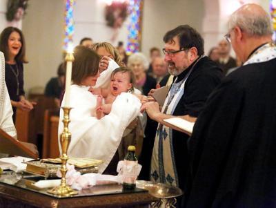 Greek Baptism