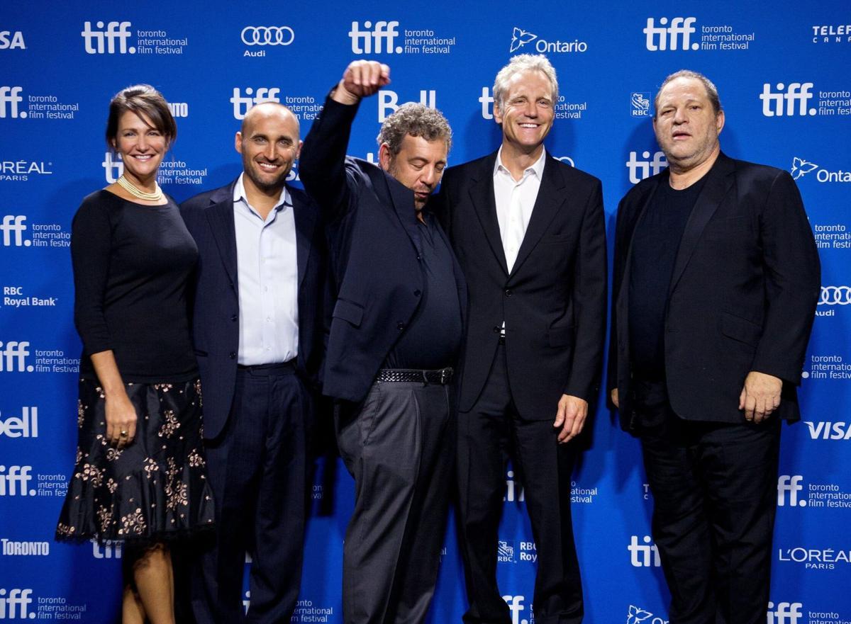 Weinstein proud of Sandy film