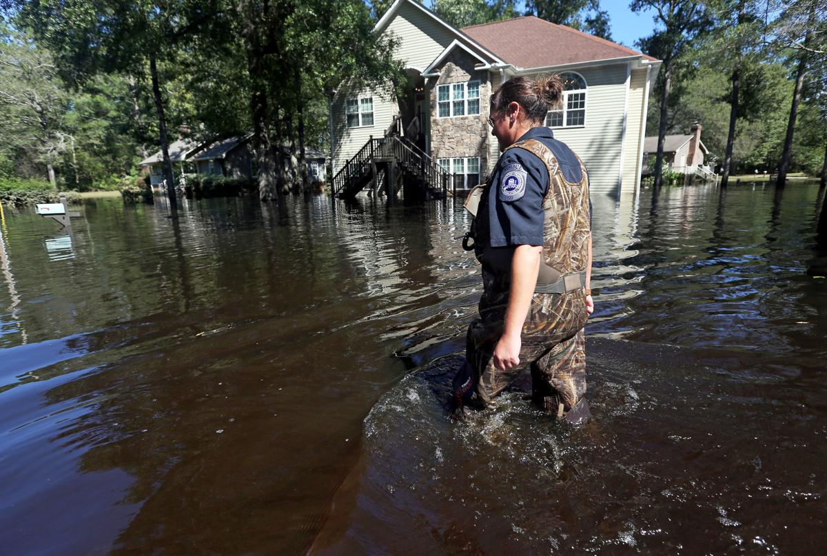 Slow and deadly: Hurricane Florence is a storm for the SC, NC history books