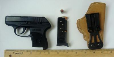 TSA finds loaded pistol in carry-on bag at Charleston airport