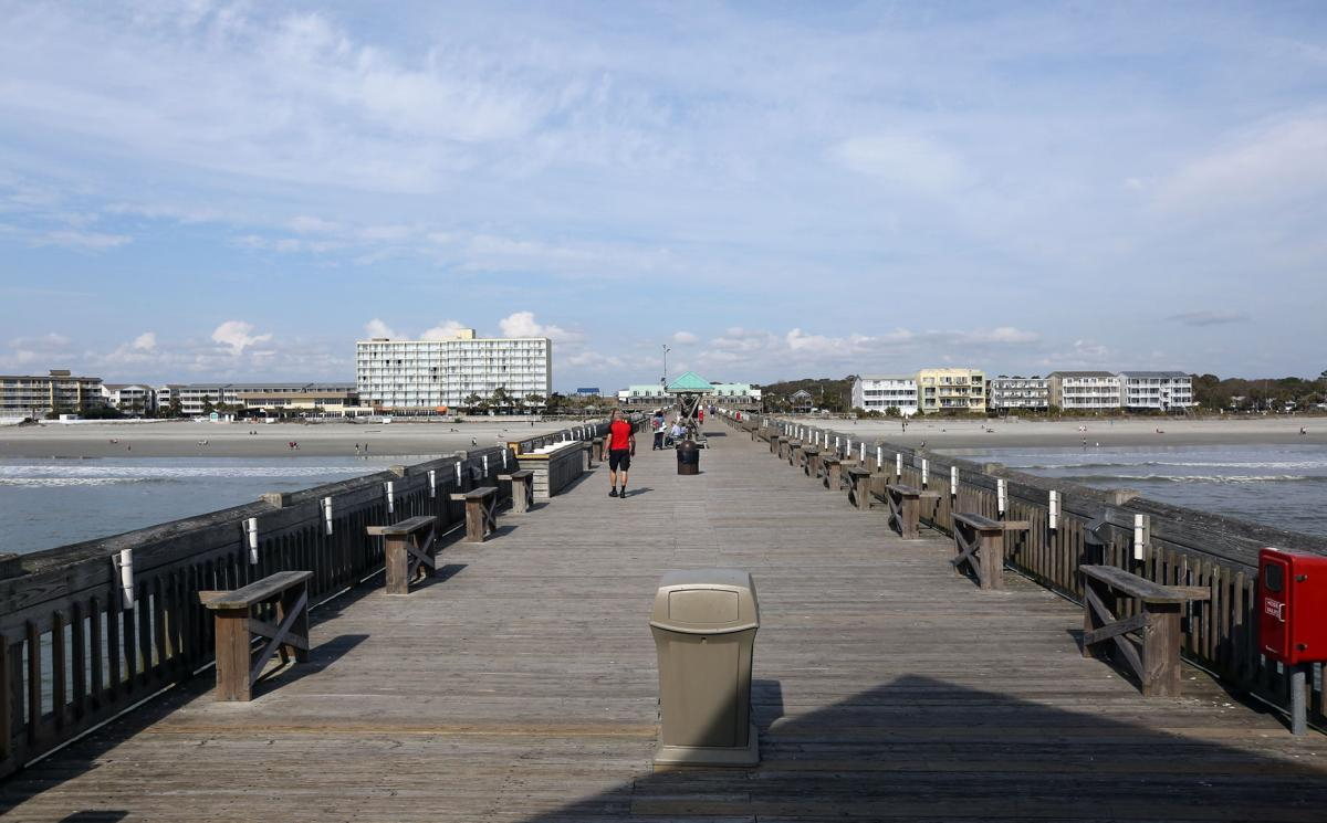 Folly Beach pier gets 'an extra set of eyes' in the form of