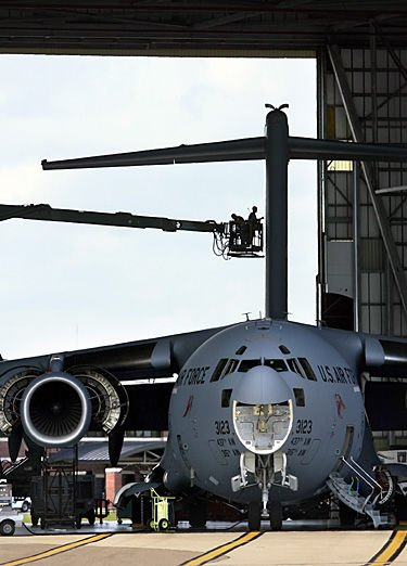 C-17 fight revs up: At least 2 jets leaving Charleston as senator seeks more for N.Y.