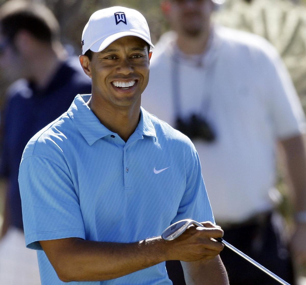 Woods: Ocean Course a 'big ballpark'