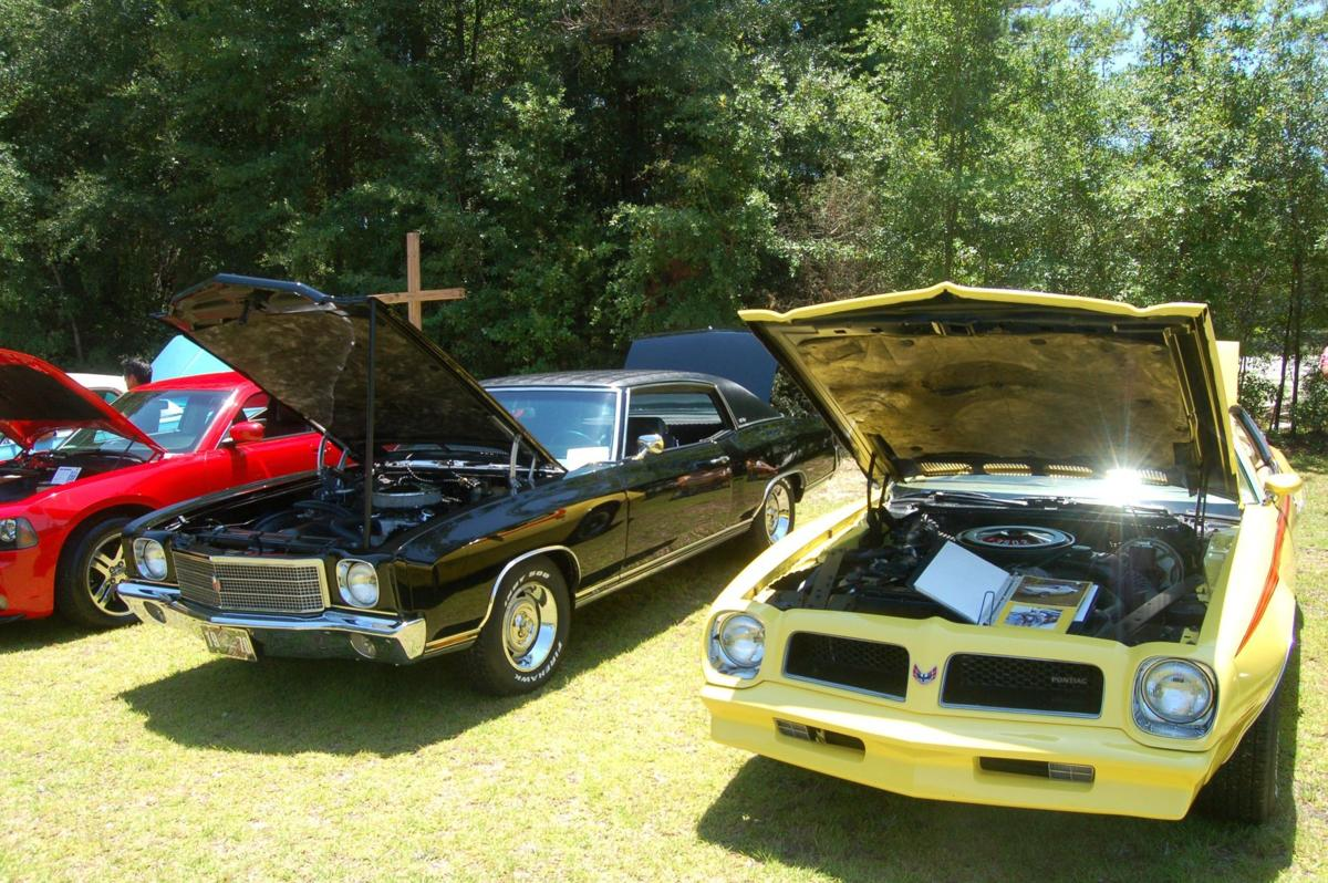 Charity Car Show Draws Goodsized Turnout To Help Restore Walterboro - Restore a muscle car car show