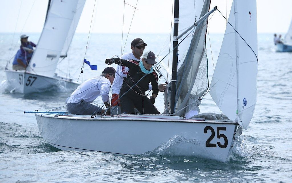 Cougars' Fisher sails to another national title