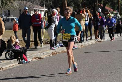 Running royalty takes win at Charleston Marathon